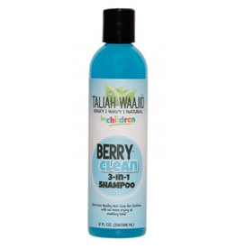 TALIAH WAAJID For Children - Berry Clean 3-n-1 Shampoo 8 oz.