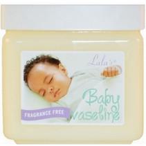 Lala's Baby Vaseline - white (fragrance free)
