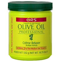 Olive Oil Creme Relaxer Extra Strength 532 gr