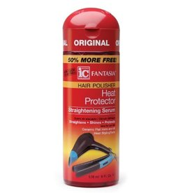 FANTASIA IC Hair Polisher Heat Protector Straightening Serum 6 oz
