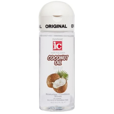 FANTASIA IC Hair Polisher Coconut Oil Serum 6 oz