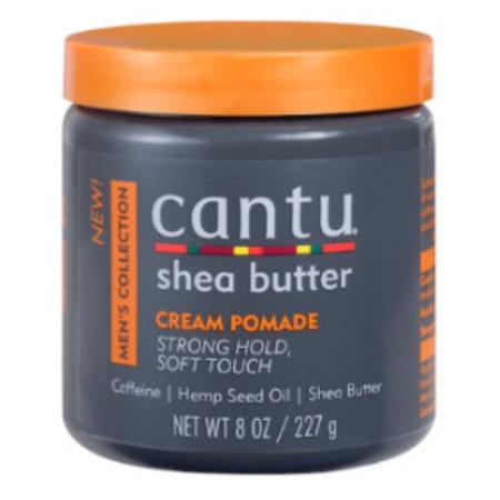CANTU Men's Cream Pomade 8 oz.
