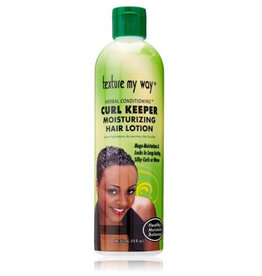 AFRICA'S BEST ORGANICS Texture My Way Curl Keeper Hair Lotion 12 oz