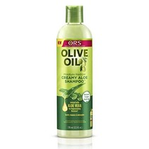 Olive Oil Creamy Aloe Shampoo 370 ml