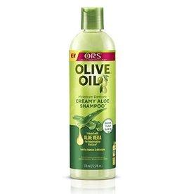 ORS Olive Oil Creamy Aloe Shampoo 370 ml
