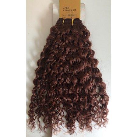 ASHANA HAIR Human Hair - Jerry Curl 16 inch
