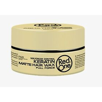 Keratin Matte Hair Wax Full Force 150 ml.