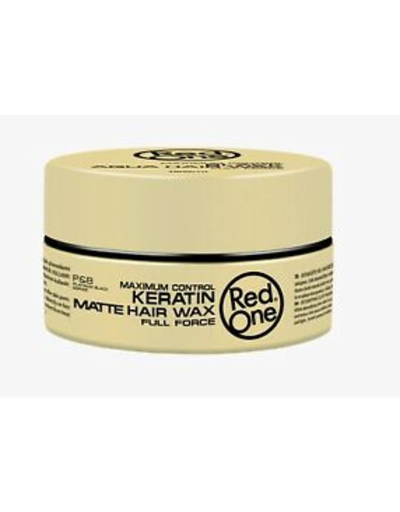 REDONE Keratin Matte Hair Wax Full Force 150 ml.