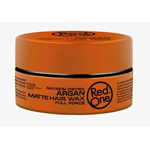 Argan Matte Hair Wax Full Force 150 ml.