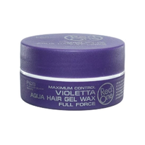 Violetta Aqua Hair Gel Wax Full Force 150 ml.
