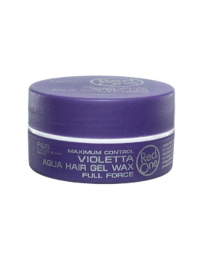 REDONE Violetta Aqua Hair Gel Wax Full Force 150 ml.