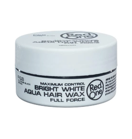 REDONE Bright White Aqua Hair Wax Full Force 150 ml.
