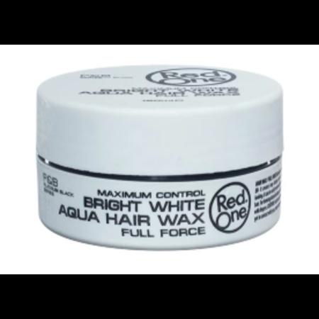 REDONE Bright White Aqua Hair Wax Full Force 150 ml.