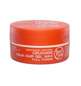 REDONE Orange Aqua Hair Gel Wax Full Force 150 ml.