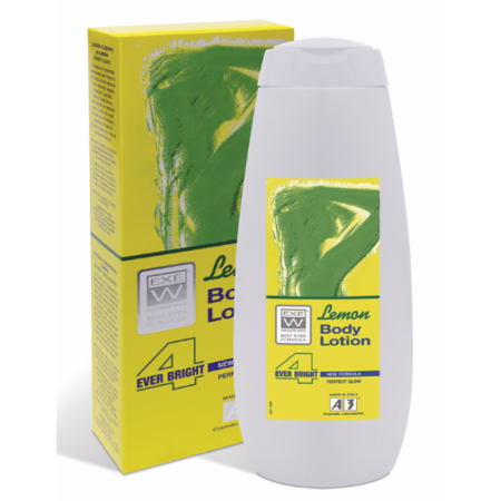 A3 Lemon Body Lotion 4EverBright 400 ml.