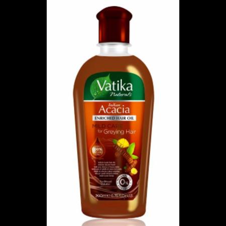 DABUR VATIKA Acacia Enriched Hair Oil 200 ml.