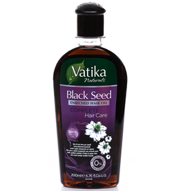 DABUR VATIKA Black Seed Enriched Hair Oil 200 ml.