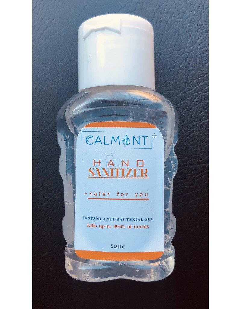 Calmont Hand Sanitizer 50 ml.