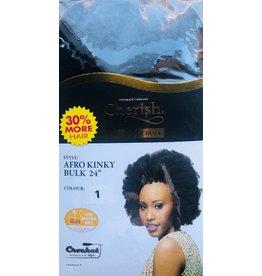 CHERISH Afro Kinky Bulk 24 inch