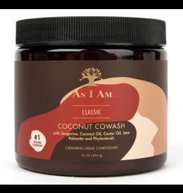 AS I AM Coconut Cowash 16 oz