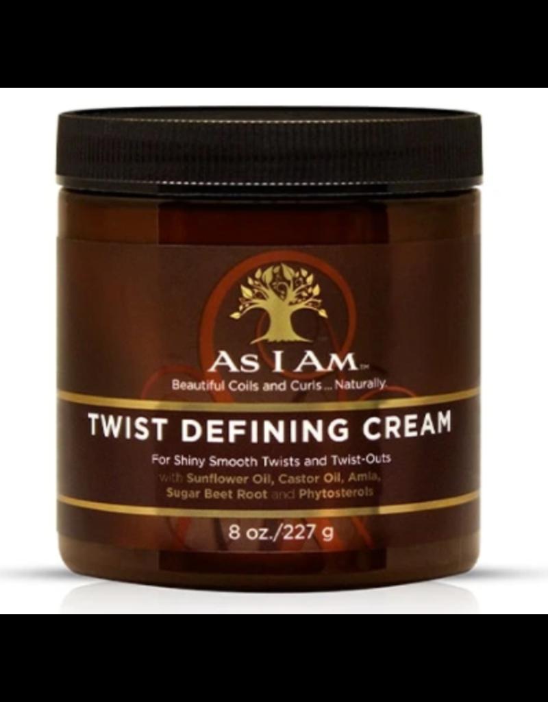 AS I AM Twist Defining Cream 8 oz
