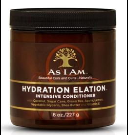 AS I AM Hydration Elation Conditioner 8 oz.