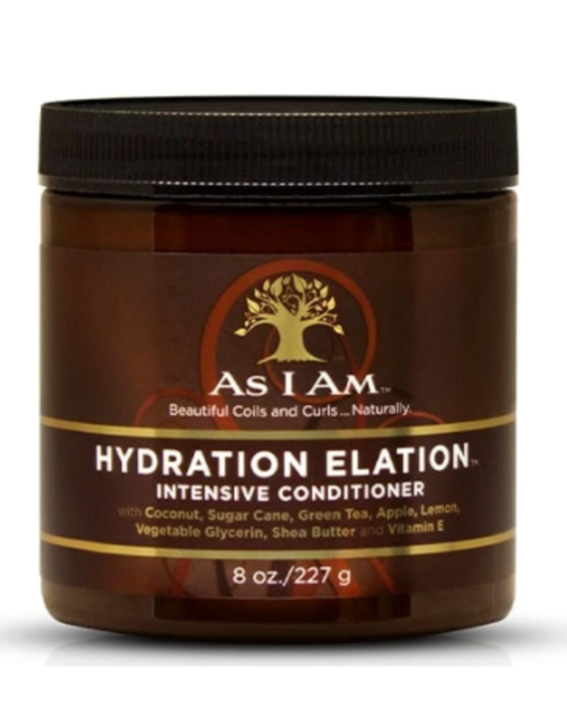 AS I AM Hydration Elation Conditioner 8 oz.