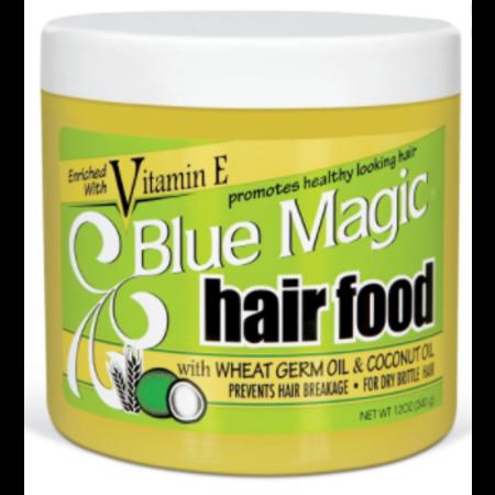 BLUE MAGIC Hair Food 12 oz