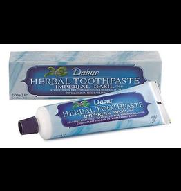 DABUR Herbal Toothpaste Basil 100 ml.