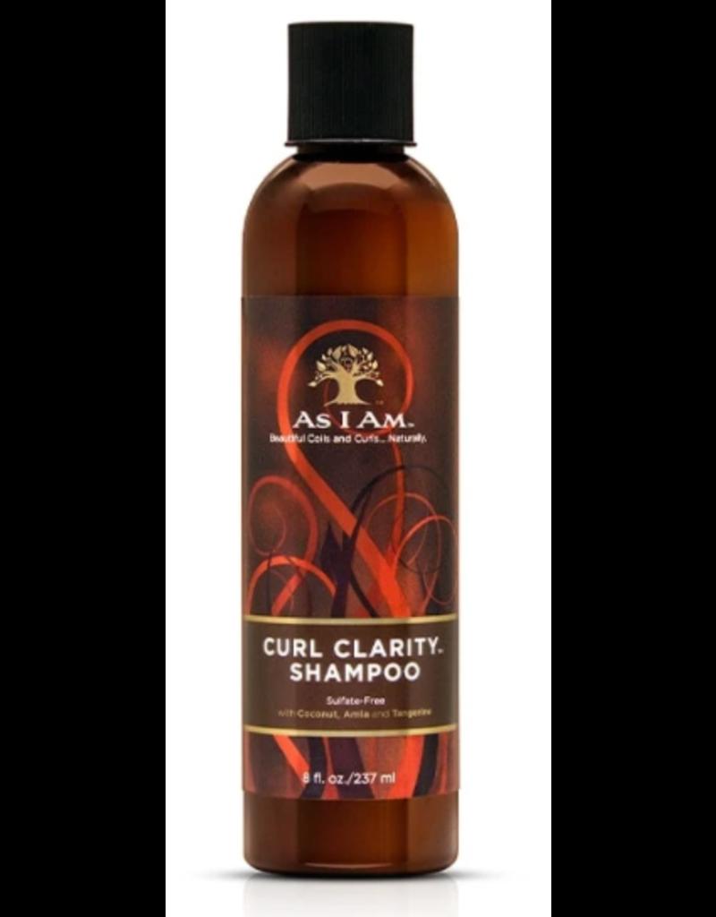 AS I AM Curl Clarity Shampoo 8 oz.