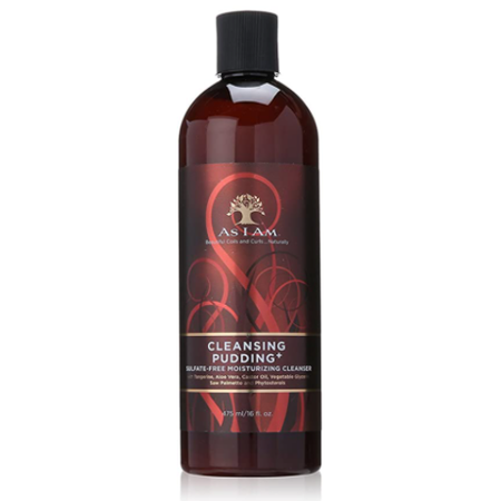AS I AM Cleansing Pudding 16 oz.