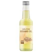 100% Pure Sesame Oil 250 ml.