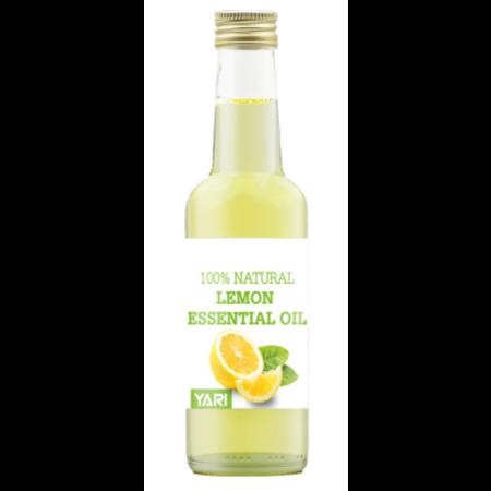 YARI 100% Natural Lemon Essential Oil 250 ml.