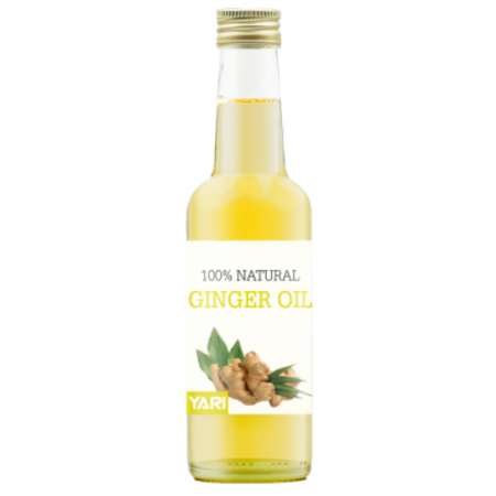 YARI 100% Natural Ginger Oil 250 ml.