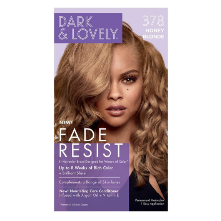 DARK & LOVELY Hair Color 378 - Honey Blonde