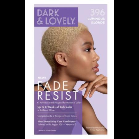 DARK & LOVELY Hair Color 396 - Luminous Blonde