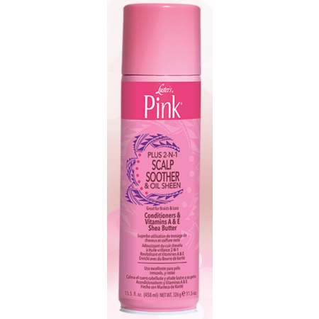 PINK 2-N-1 Scalp Soother & Oil Sheen 14 oz