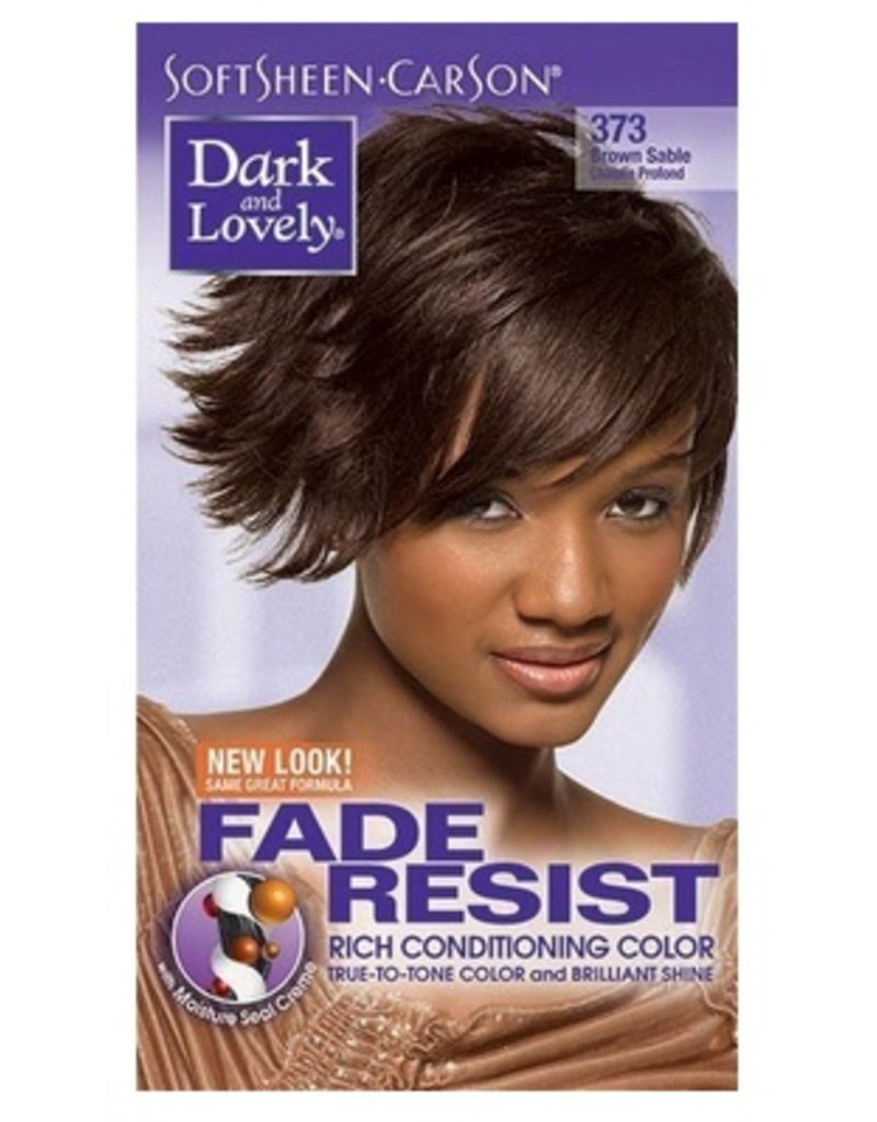 DARK & LOVELY Hair Color 373 - Brown Sable