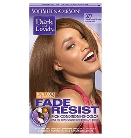 DARK & LOVELY Hair Color 377 - Sun Kissed Brown