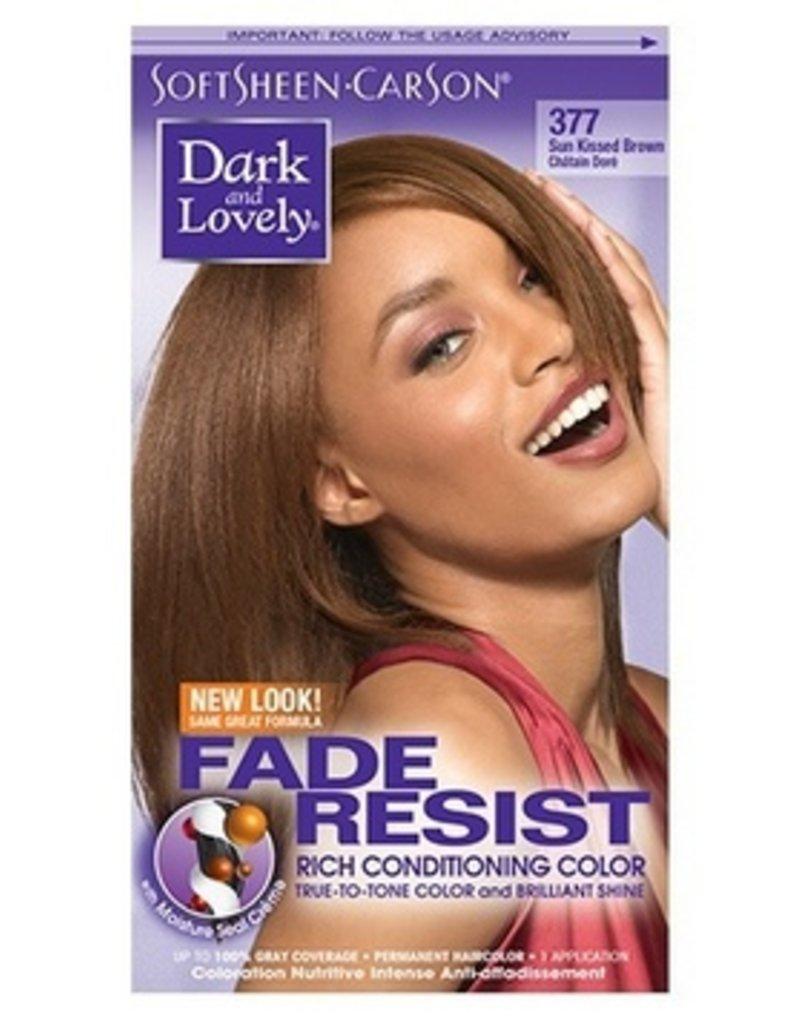 DARK & LOVELY Hair Color 377 - Sun Kissed Brown
