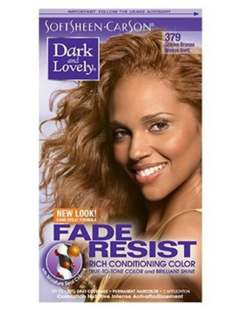 DARK & LOVELY Hair Color 379 - Golden Bronze
