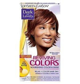 DARK & LOVELY Reviving Color 393 - Spiced Auburn
