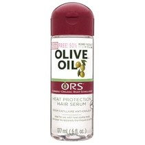 Olive Oil Heat Protection Serum 177 ml