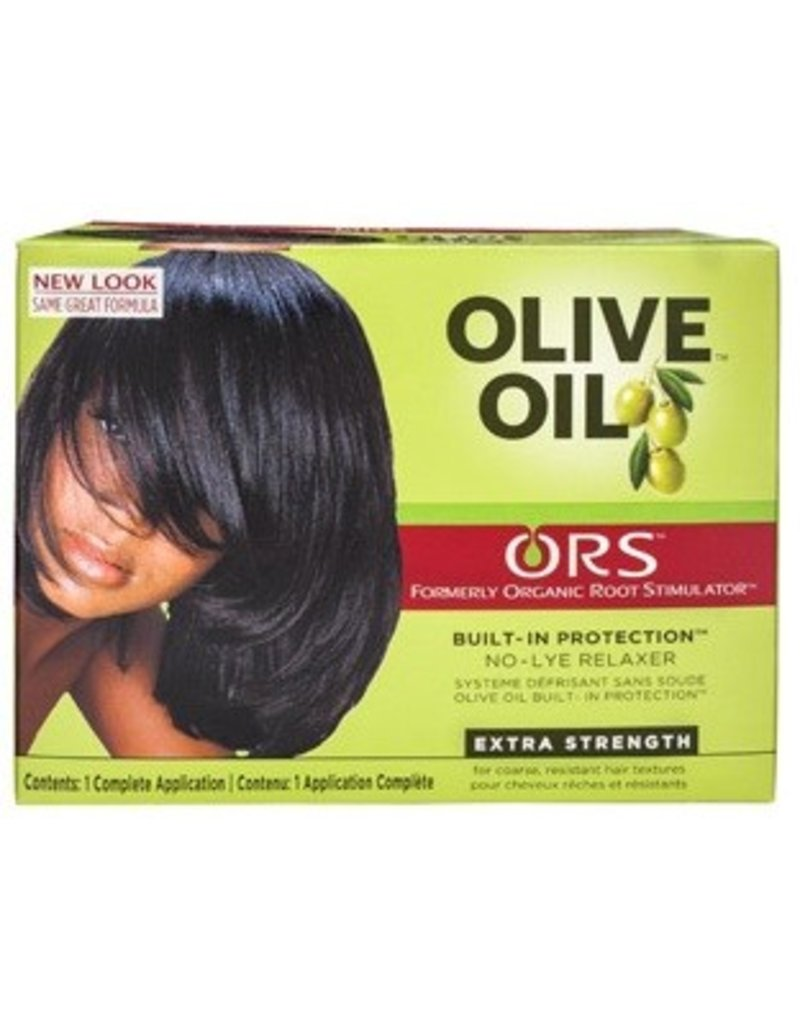 ORS Olive Oil No-Lye Relaxer Extra Strength