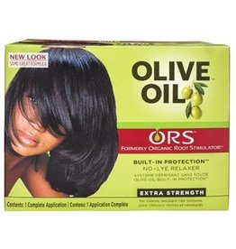 ORS Olive Oil No-Lye Relaxer Regular