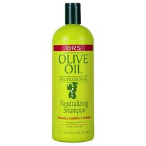 Olive Oil Neutralizing Shampoo 33.8 oz