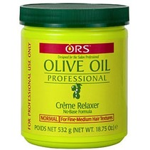 Olive Oil Creme Relaxer Regular 532 gr