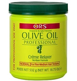 ORS Olive Oil Creme Relaxer Regular 532 gr