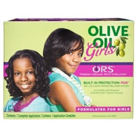 ORS GIRLS No-Lye Relaxer System
