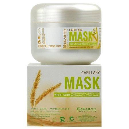 SALERM Capillary Mask with Wheat Germ 200 ml